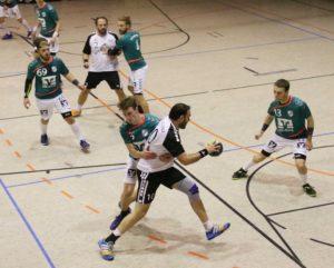 Handball Bericht Männer 03.11.2018