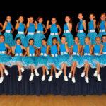 Die Cool Dance 4You, das sind 24 Mädls im Alter von 9- 13 Jahren, präsentieren ihre Show zum Thema:Let´s  Rock.