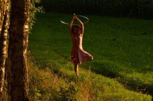 Fitness mit dem Hula Hoop