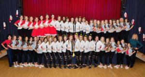 Premiere der Tanzsportabteilung