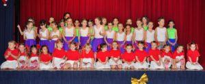 Grandioser Start bei der Premiere der Tanzsportabteilung