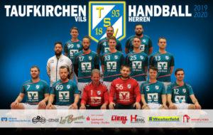 Aufstieg der Handball Herren in die Bezirksliga